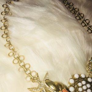 Stella & Dot Jewelry - Stella & Dot Bird of Paradise Statement Necklace